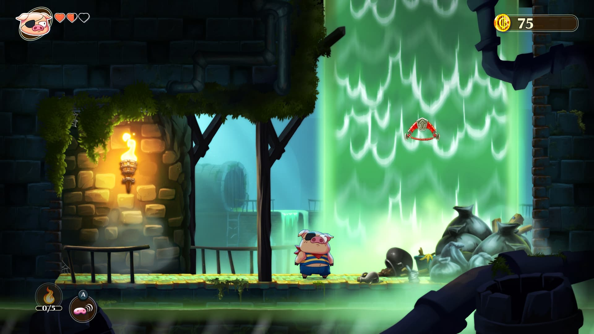 Monster Boy and the Cursed Kingdom - Image n°6