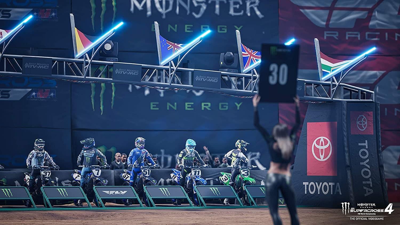 Monster Energy Supercross 4 Xbox Series X & S