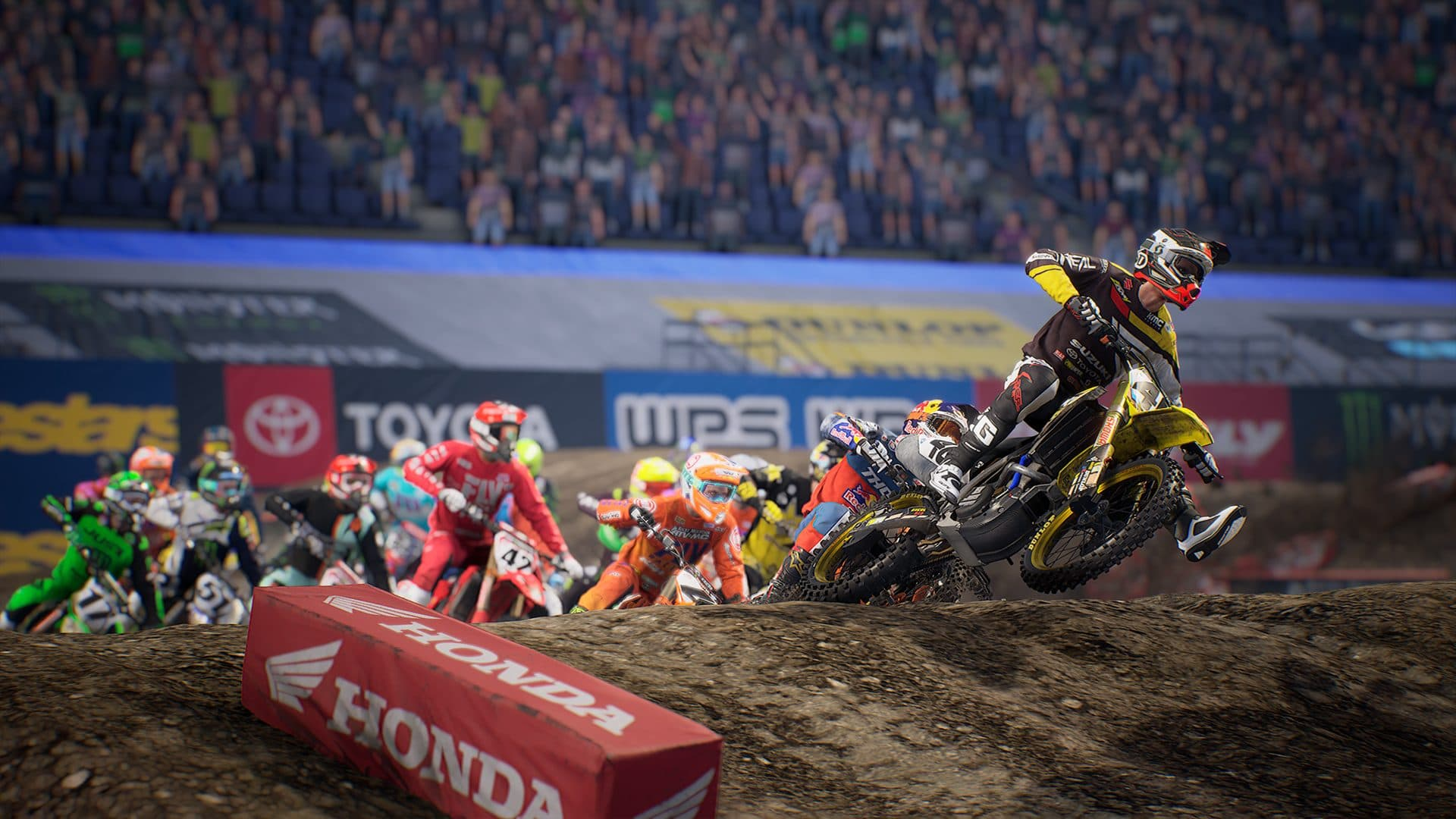 Monster Energy Supercross - The Official Videogame 3 Xbox