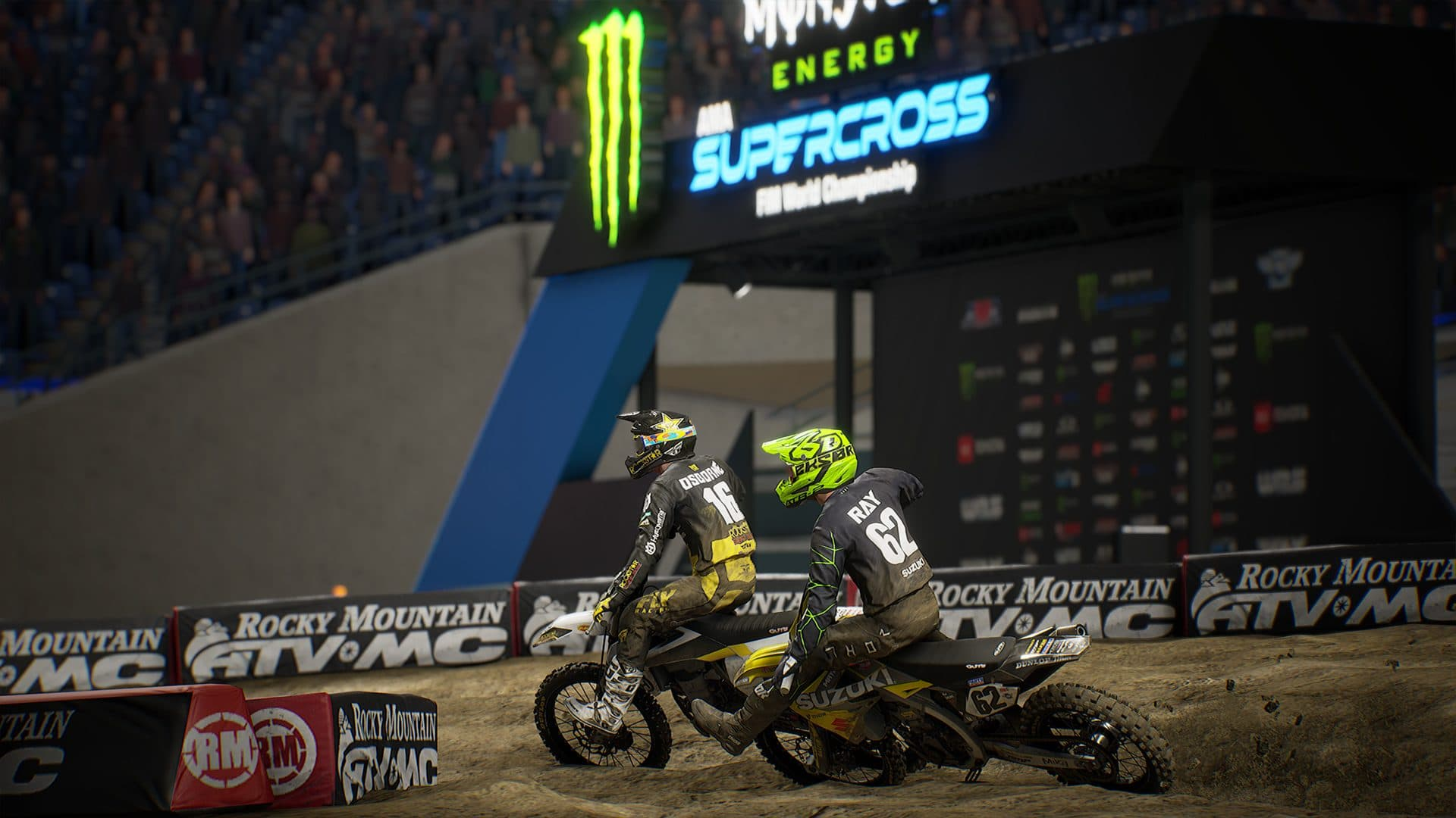 Monster Energy Supercross - The Official Videogame 3 Xbox One