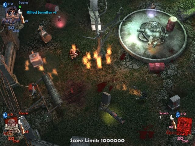 Monster Madness: Battle for Suburbia Xbox 360