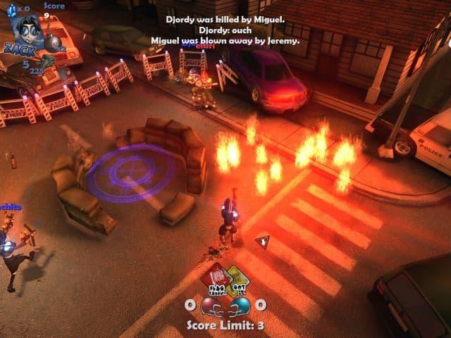 Monster Madness: Battle for Suburbia - Image n°8