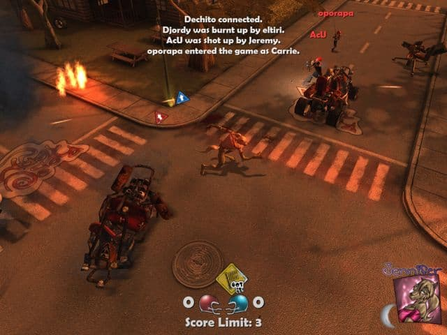 Monster Madness: Battle for Suburbia - Image n°6