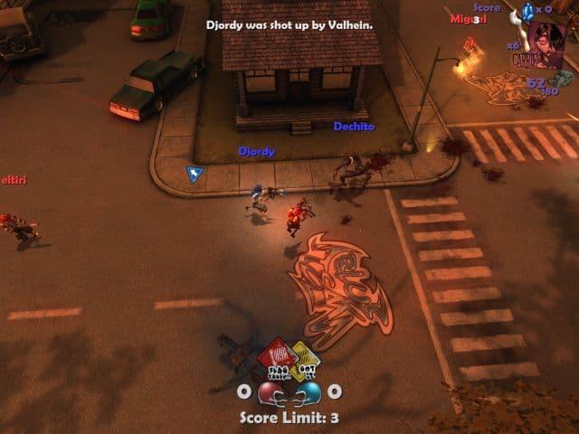 Monster Madness: Battle for Suburbia - Image n°7
