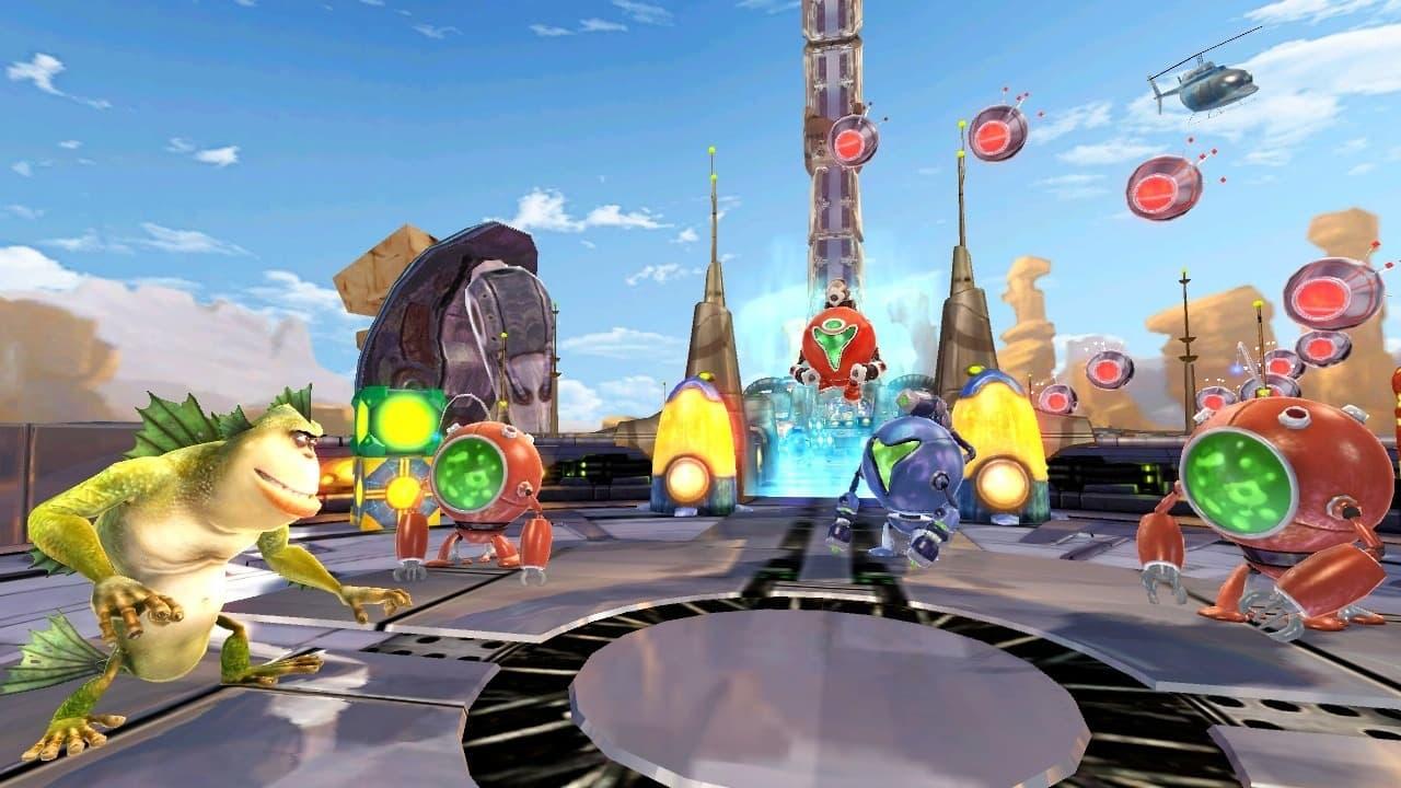 Monstres contre Aliens Xbox