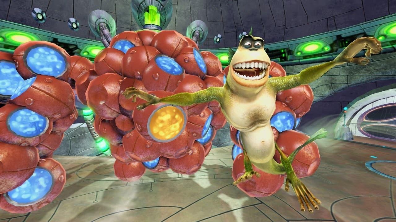 Xbox 360 Monstres contre Aliens