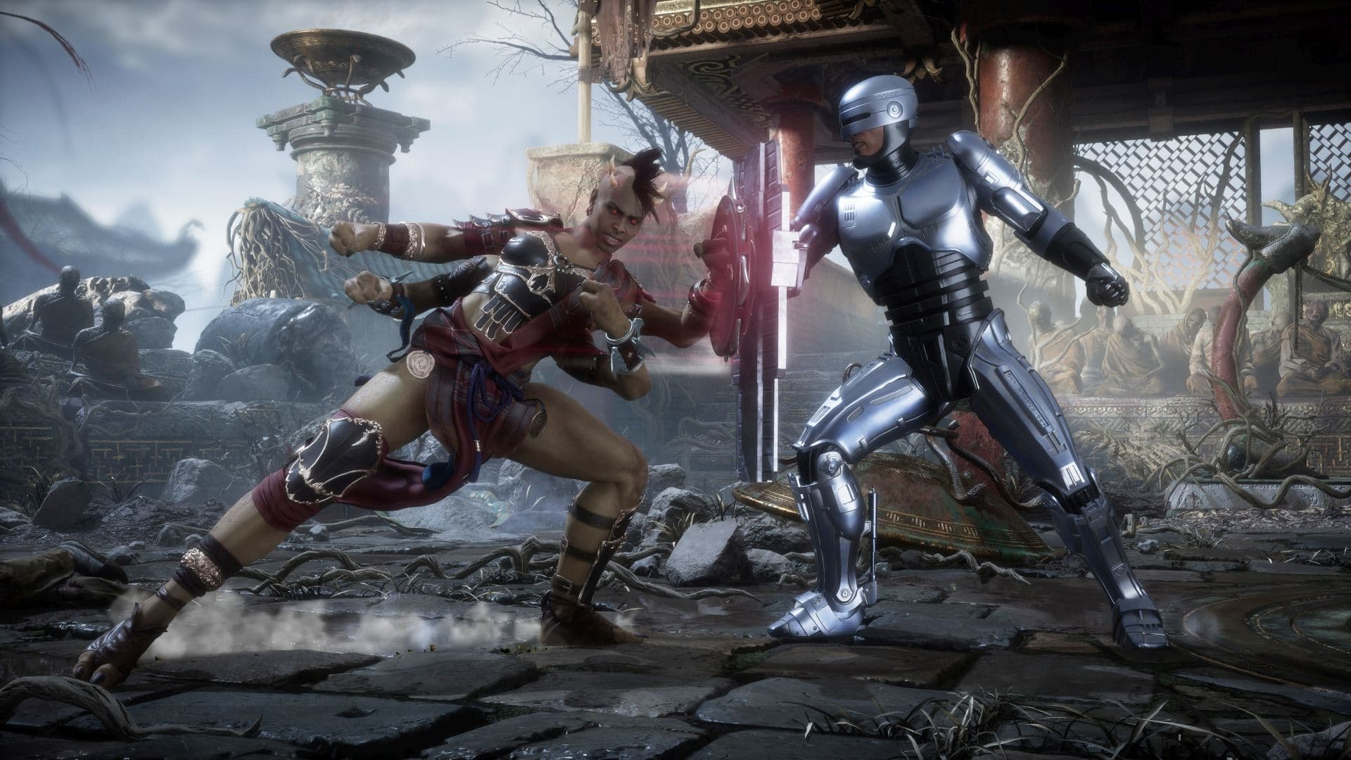 Mortal Kombat 11: Aftermath Xbox