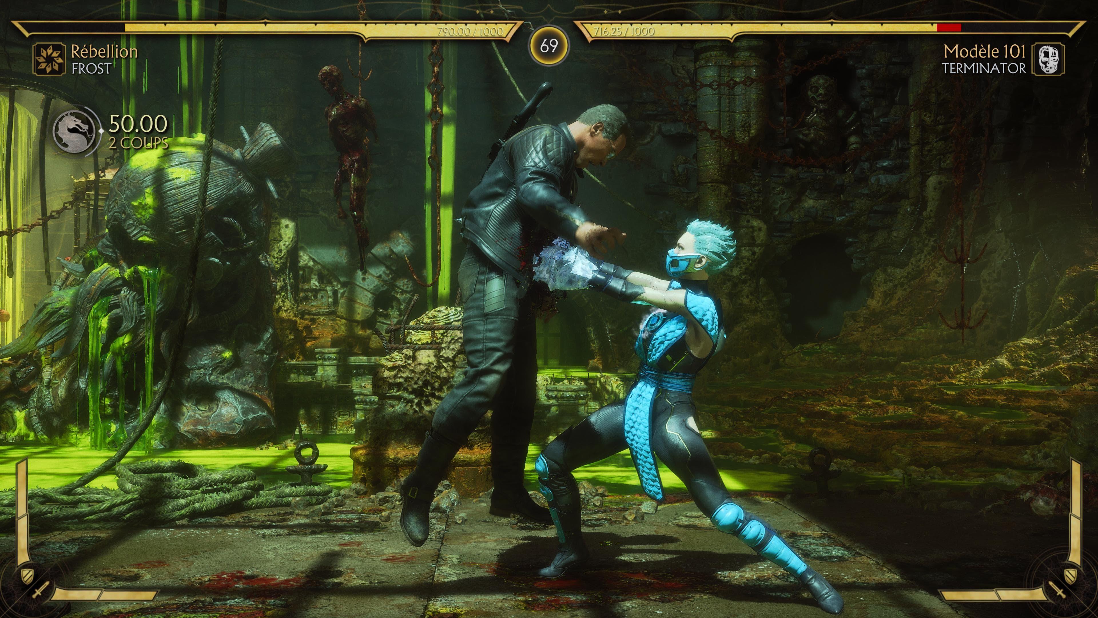 Xbox Series X & S Mortal Kombat 11 Ultimate