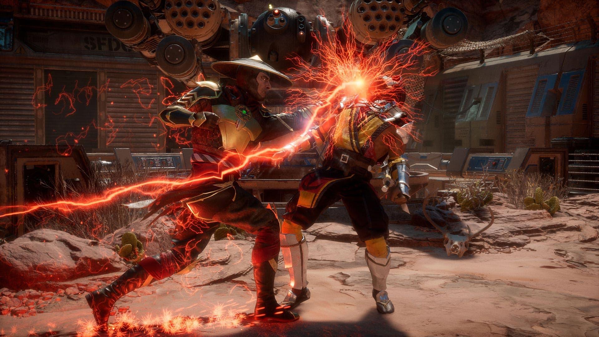 Xbox Series X & S Mortal Kombat 11