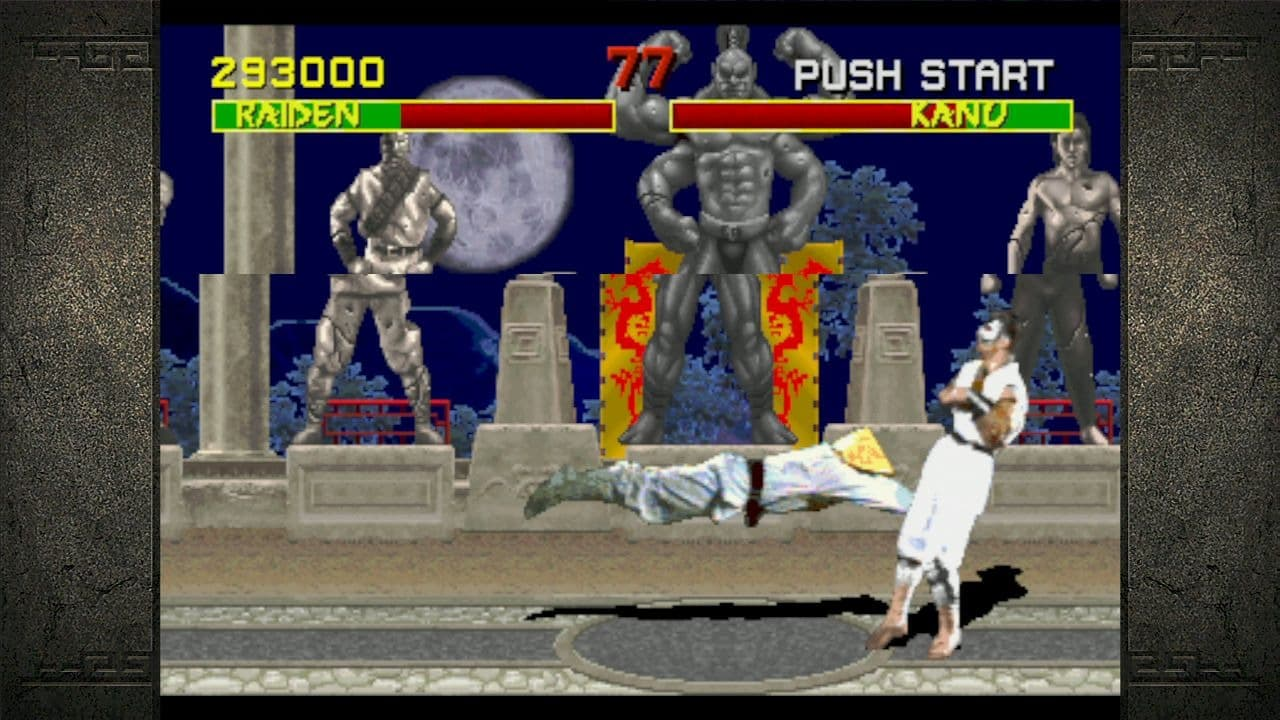 Mortal Kombat Arcade Kollection Xbox Live