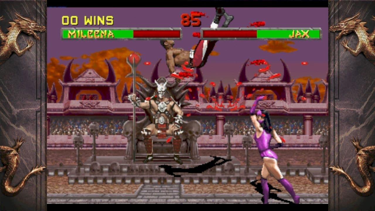 Mortal Konbat Arcade Kollection