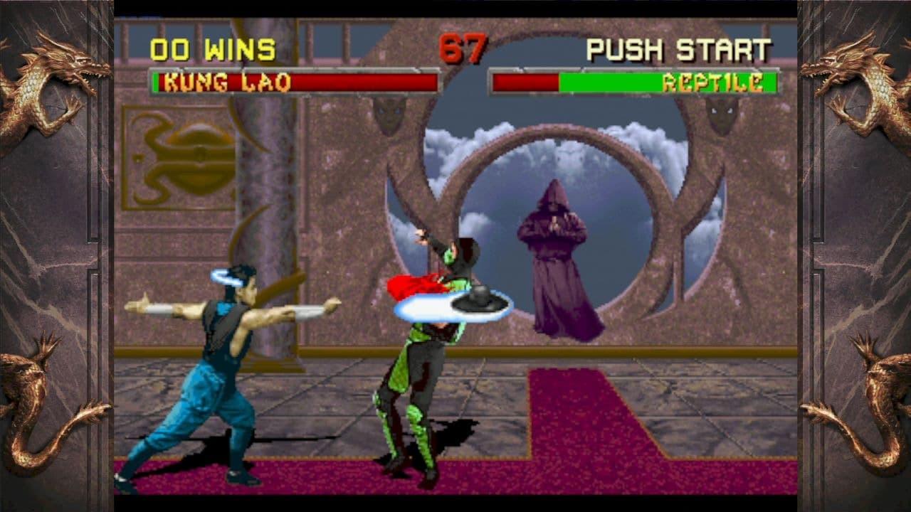 Xbox Live Mortal Kombat Arcade Kollection