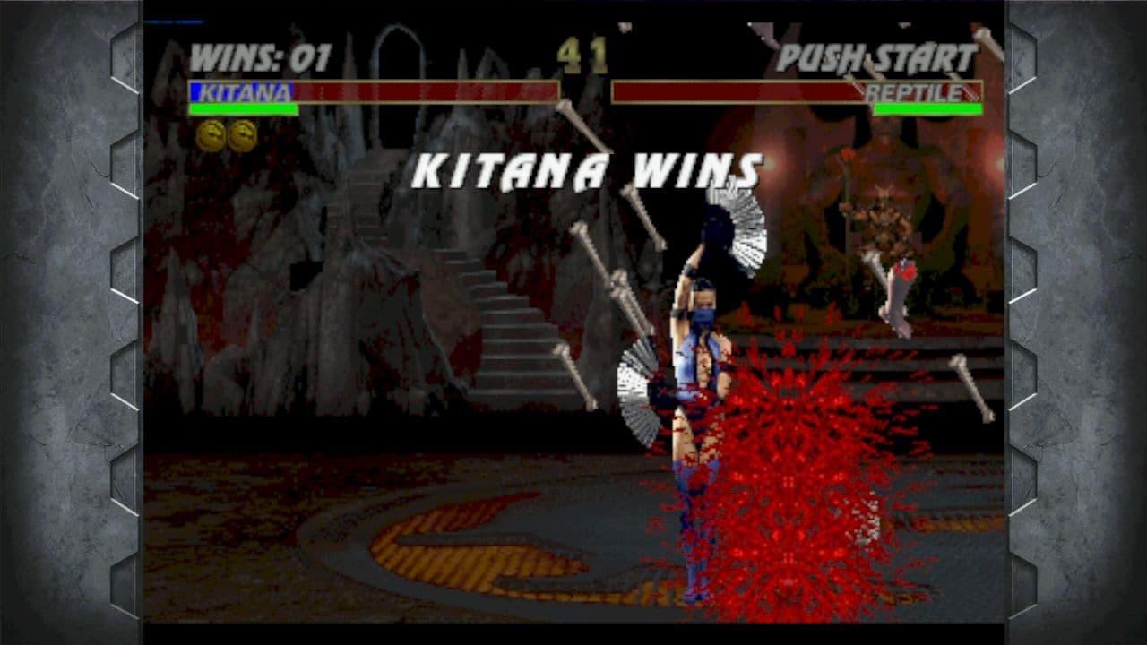 Mortal Kombat Arcade Kollection - Image n°6