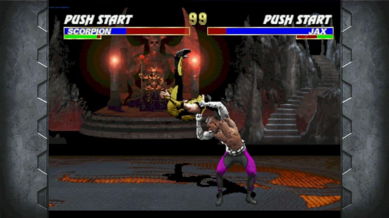 Mortal Kombat Arcade Kollection - Image n°8