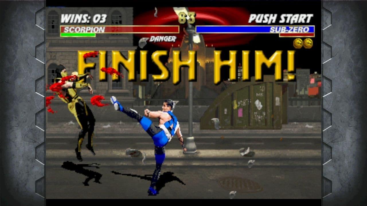 Mortal Kombat Arcade Kollection - Image n°7