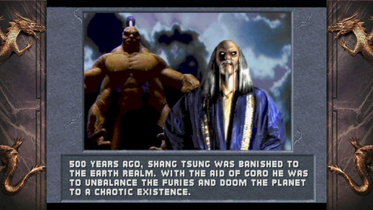 Mortal Kombat Arcade Kollection Xbox