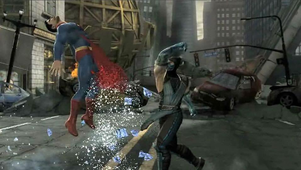 Mortal Kombat vs DC Universe - Image n°7