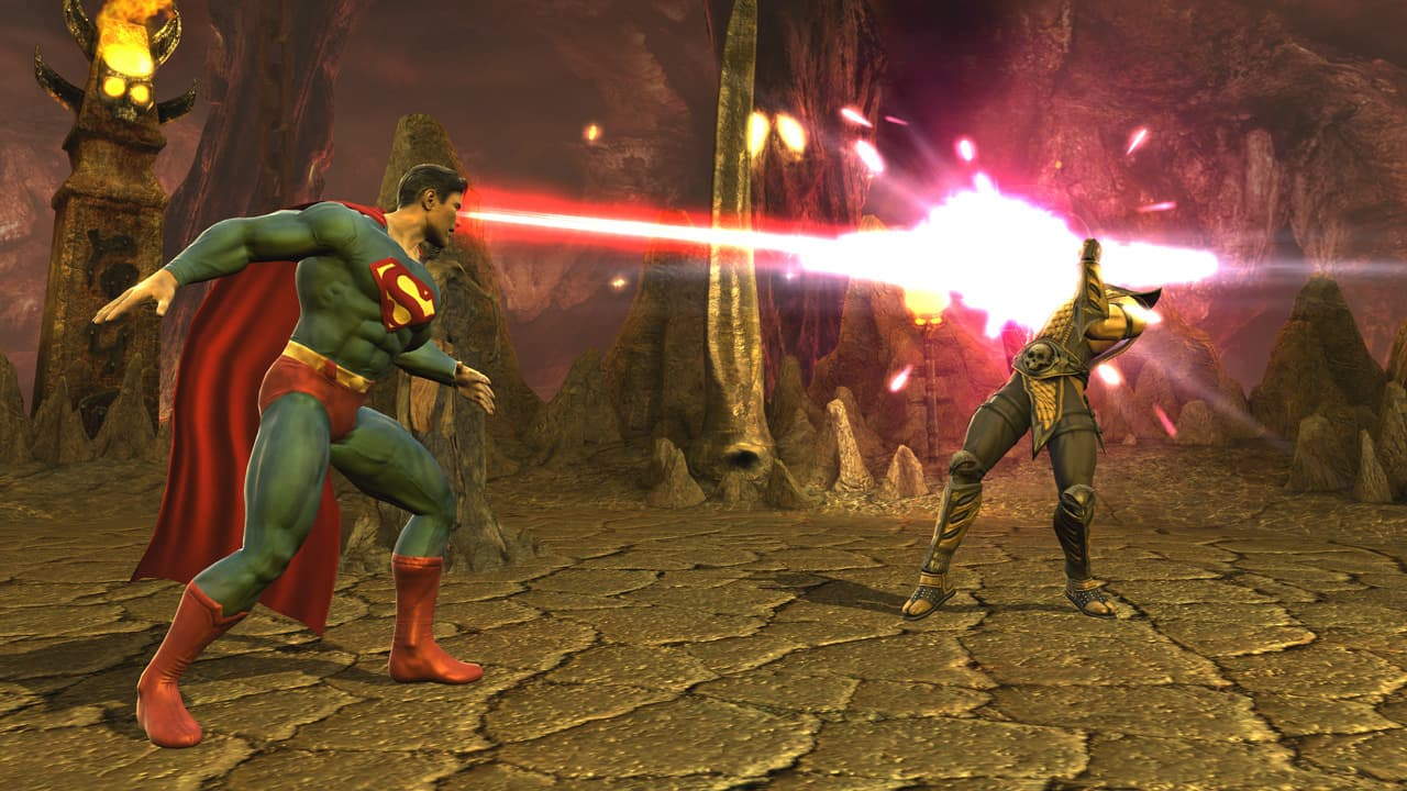 Mortal Kombat vs DC Universe - Image n°8