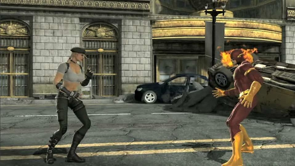 Mortal Konbat vs DC Univése