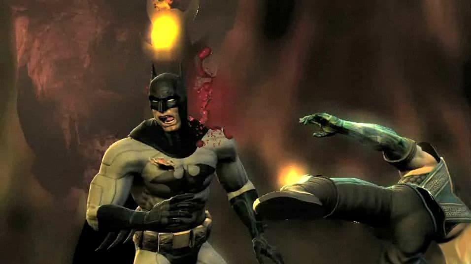 Mortal Kombat vs DC Universe Xbox