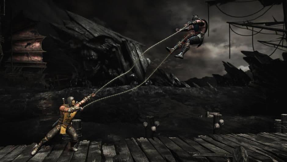 Mortal Kombat X Xbox