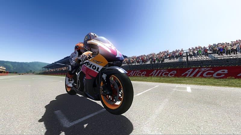 MotoGP '07 Xbox