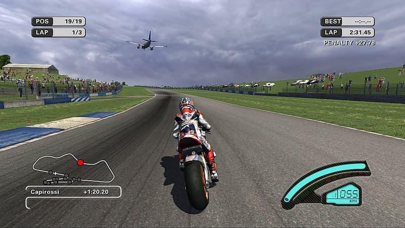 Xbox 360 MotoGP '07