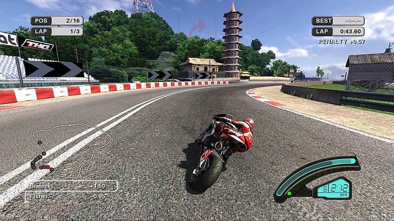 MotoGP '07 - Image n°7