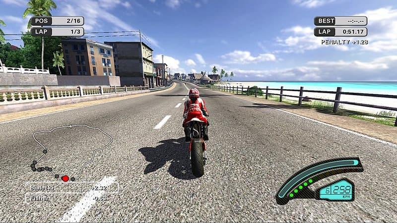 MotoGP '07 - Image n°6