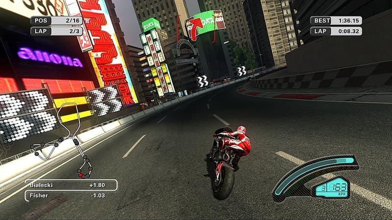 MotoGP '07 - Image n°8