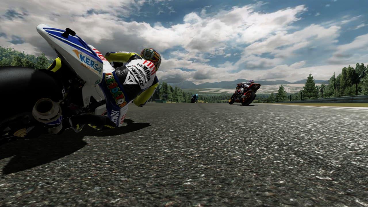 MotoGP 08 - Image n°7