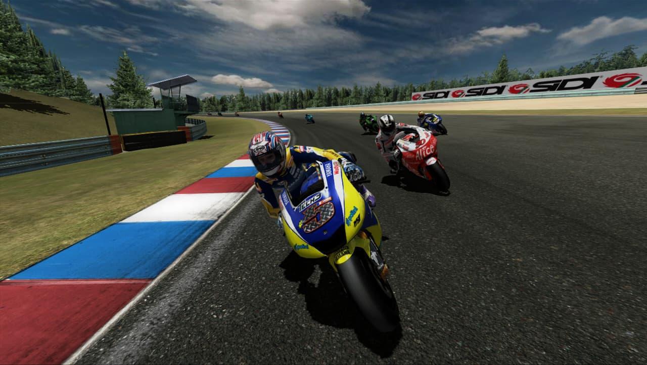 MotoGP 08 - Image n°8