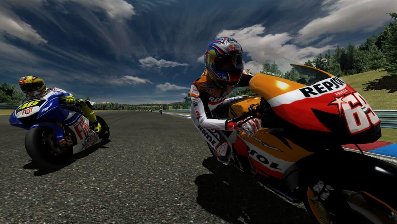 MotoGP 08 - Image n°6