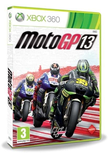 MotoGP 13 Xbox