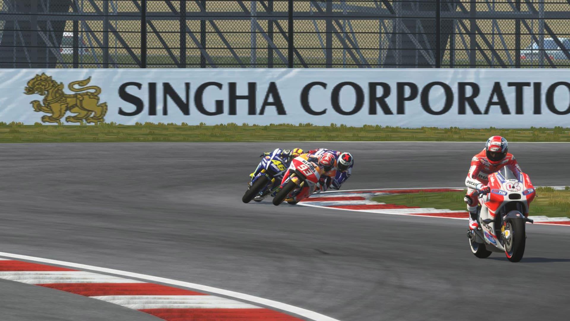 MotoGP 15 Xbox