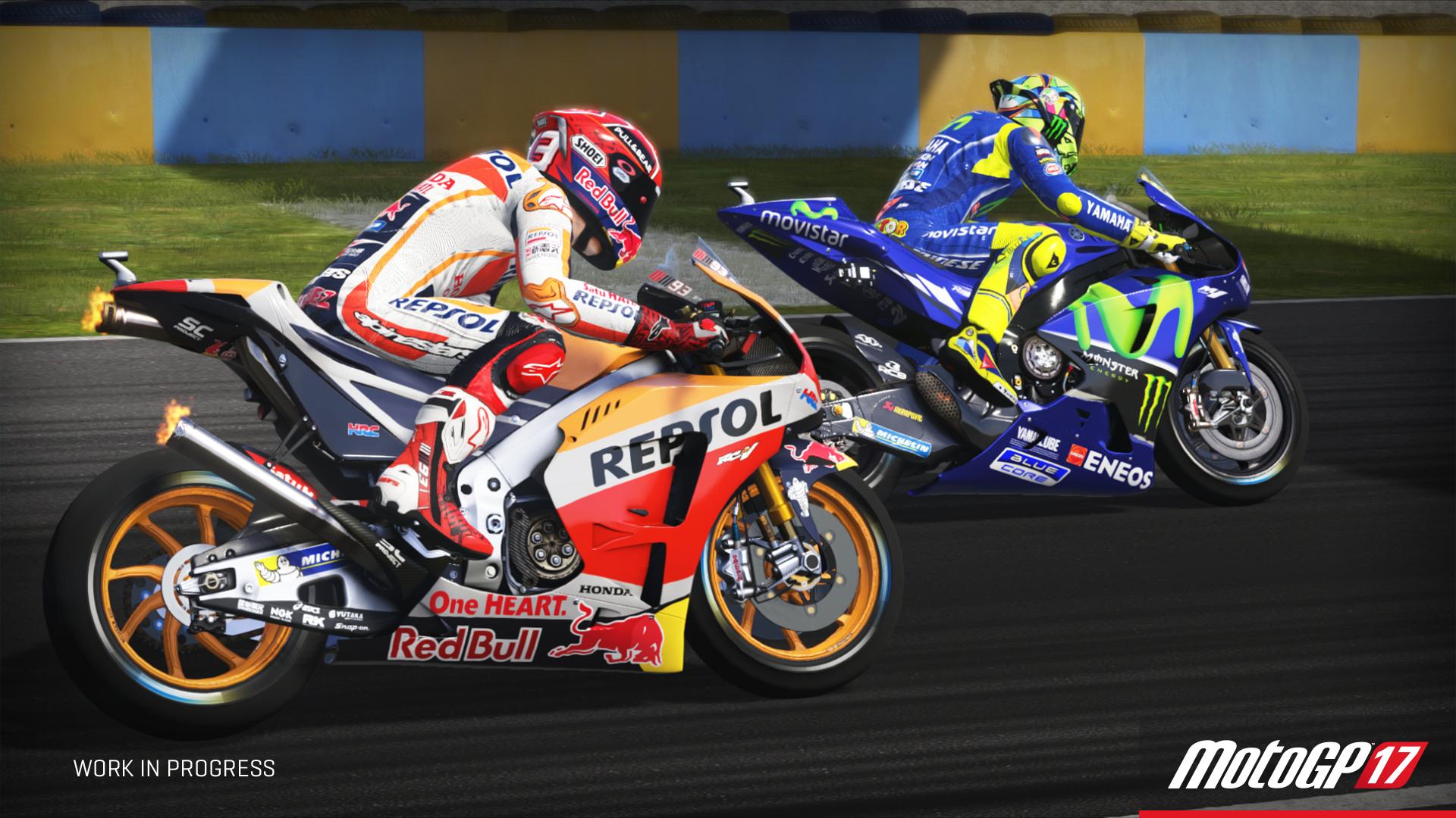 Xbox One MotoGP 17