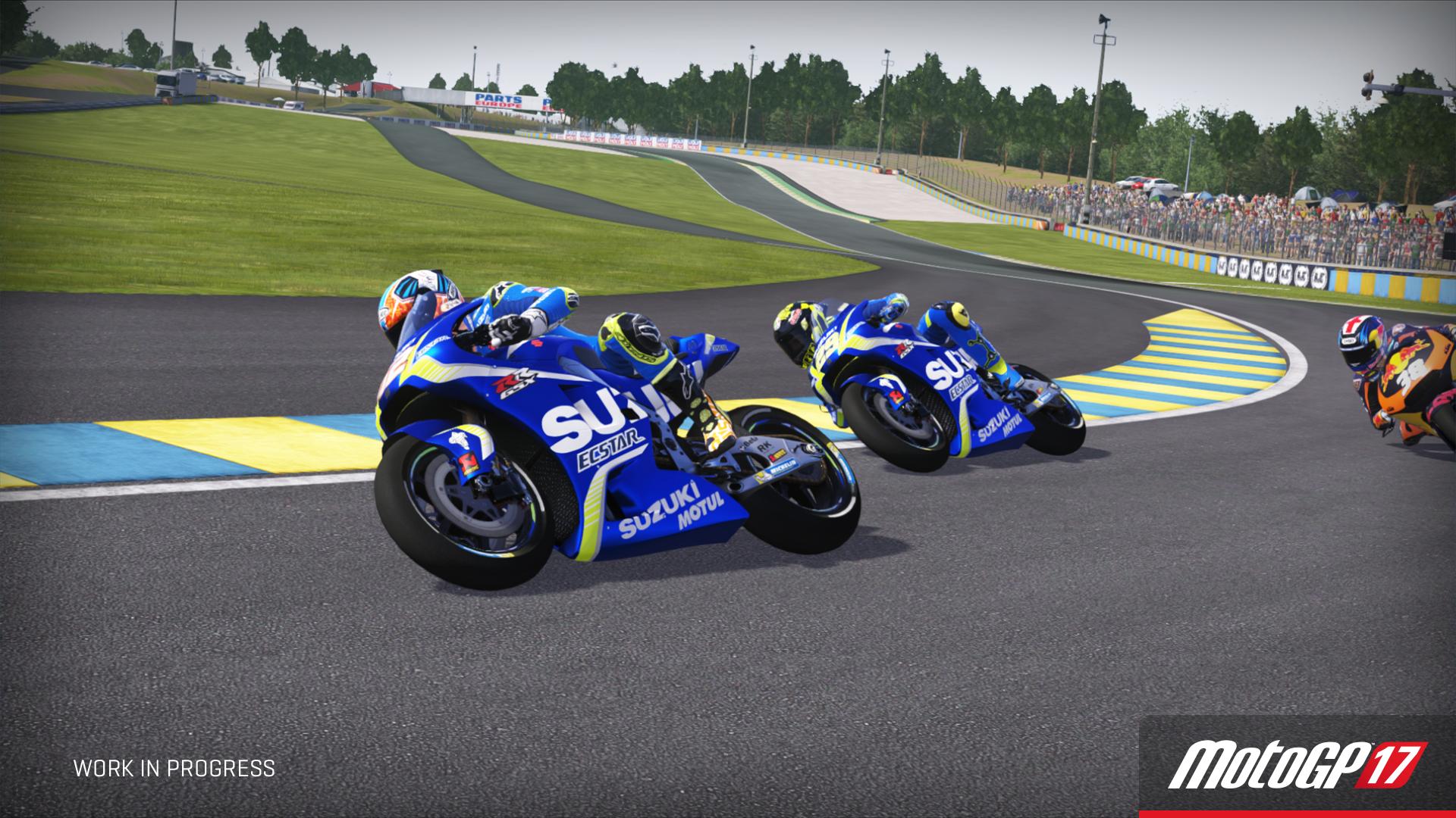 MotoGP 17 - Image n°6