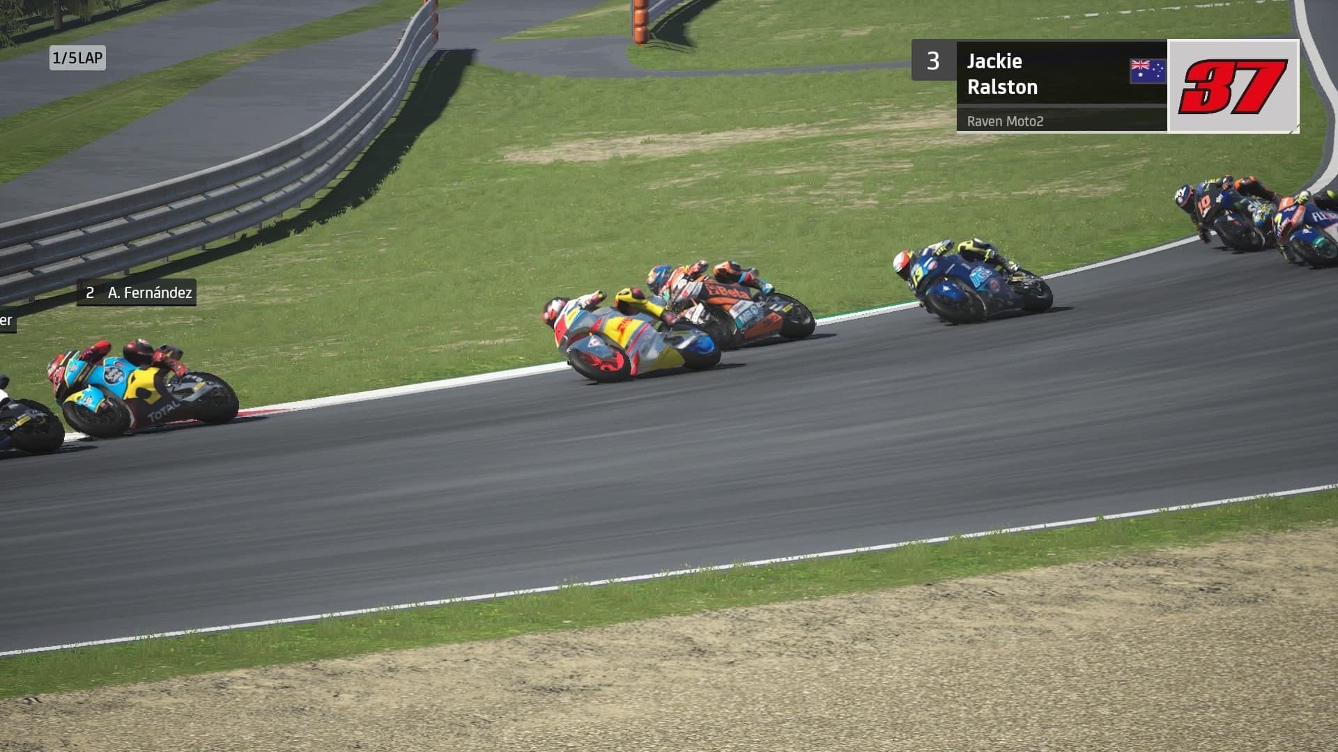 MotoGP 20 Xbox