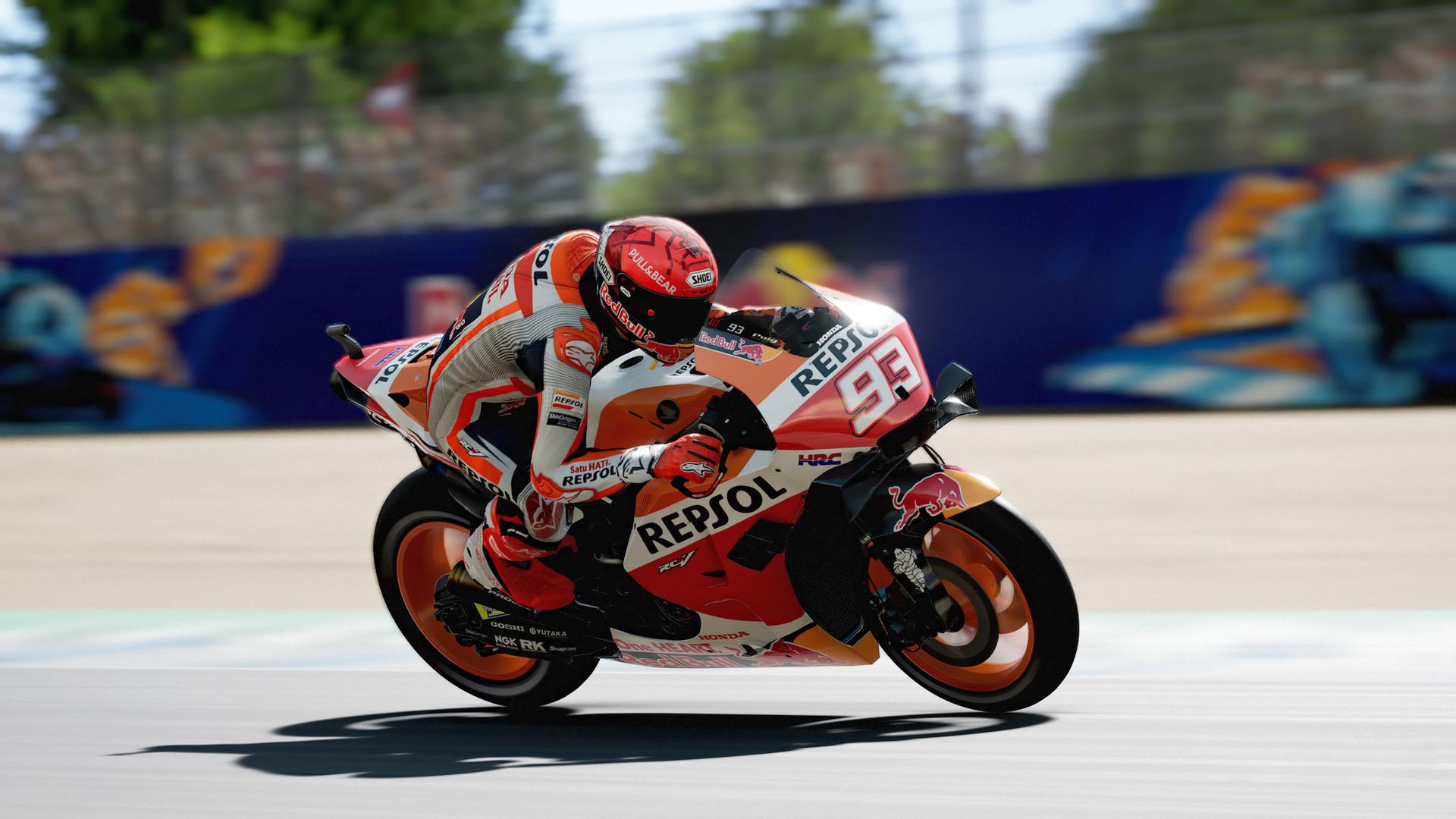 Xbox Series X & S MotoGP 21