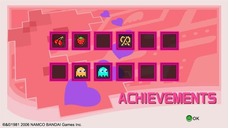 Ms. Pac-Man Xbox 360