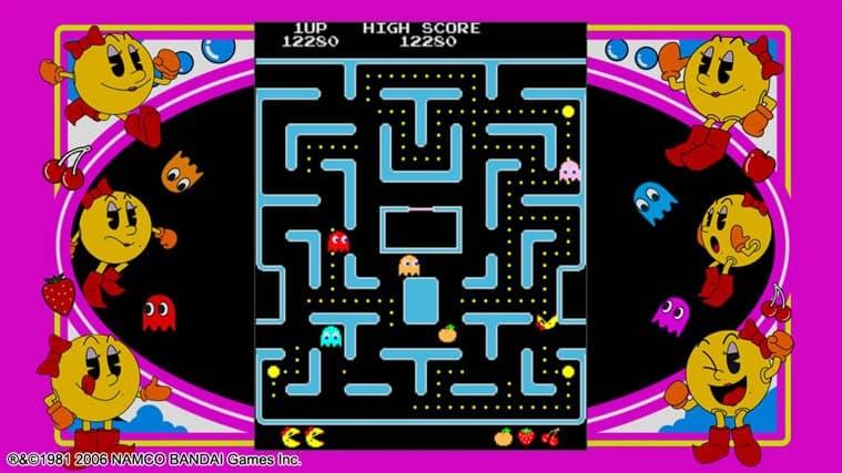 Xbox 360 Ms. Pac-Man