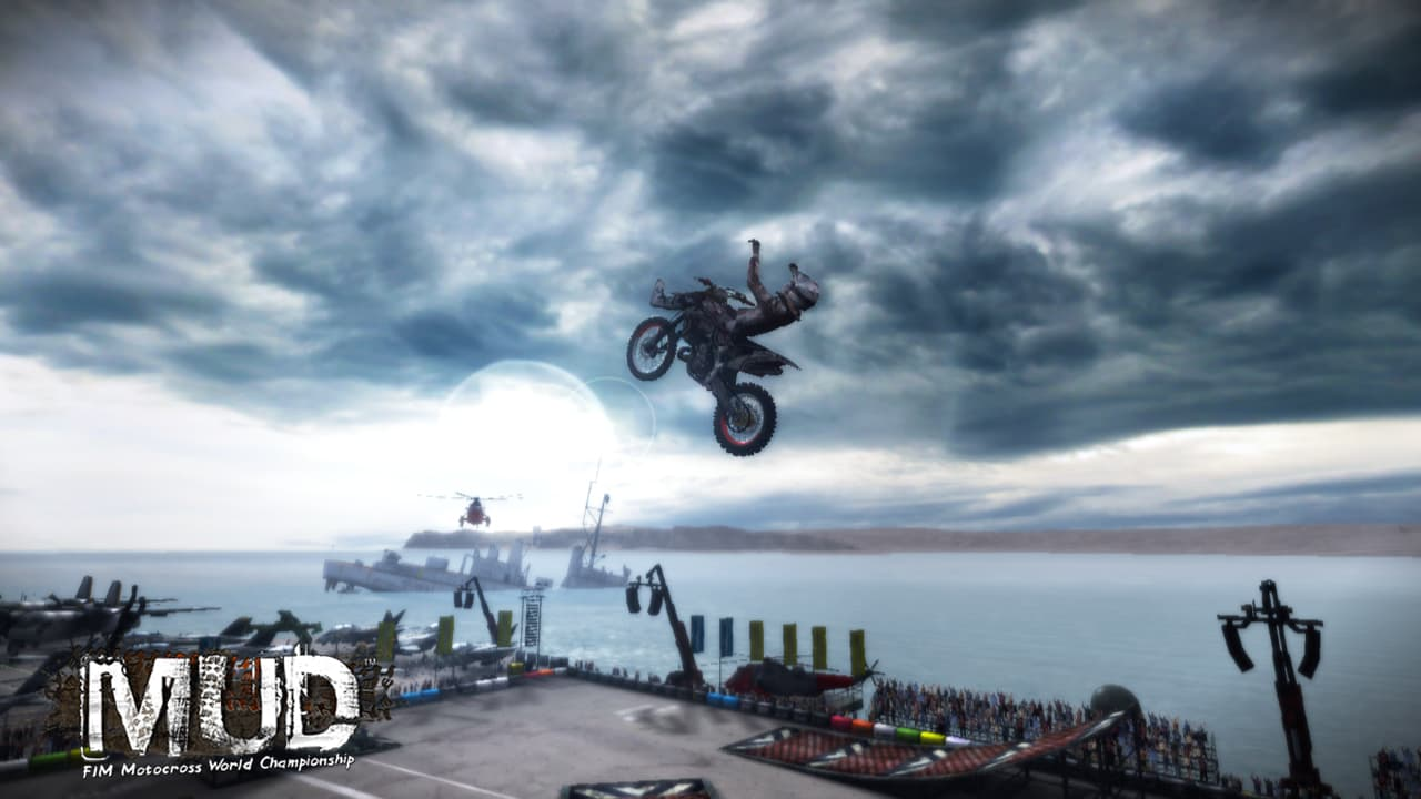 MUD - FIM Motocross World Championship Xbox 360
