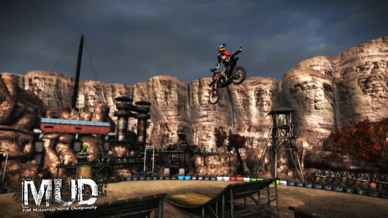 Xbox 360 MUD - FIM Motocross World Championship