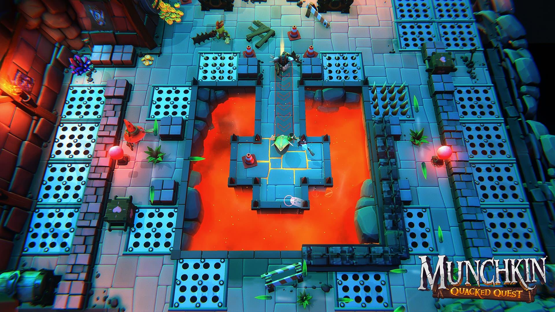 Xbox One Munchkin: Quacked Quest