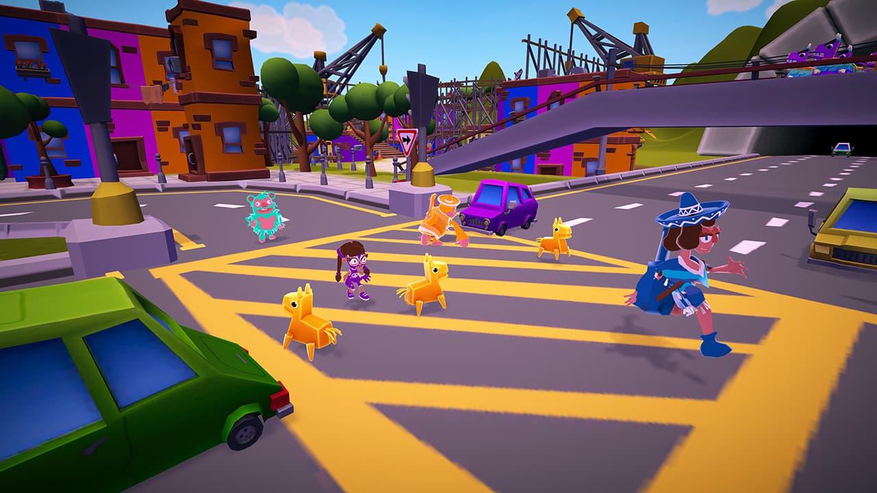 Xbox One Must Dash Amigos