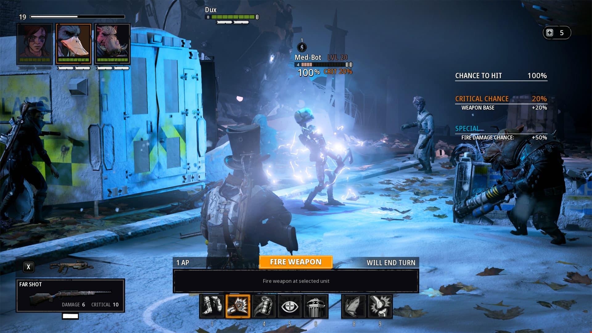 Mutant Year Zero: Road to Eden Xbox