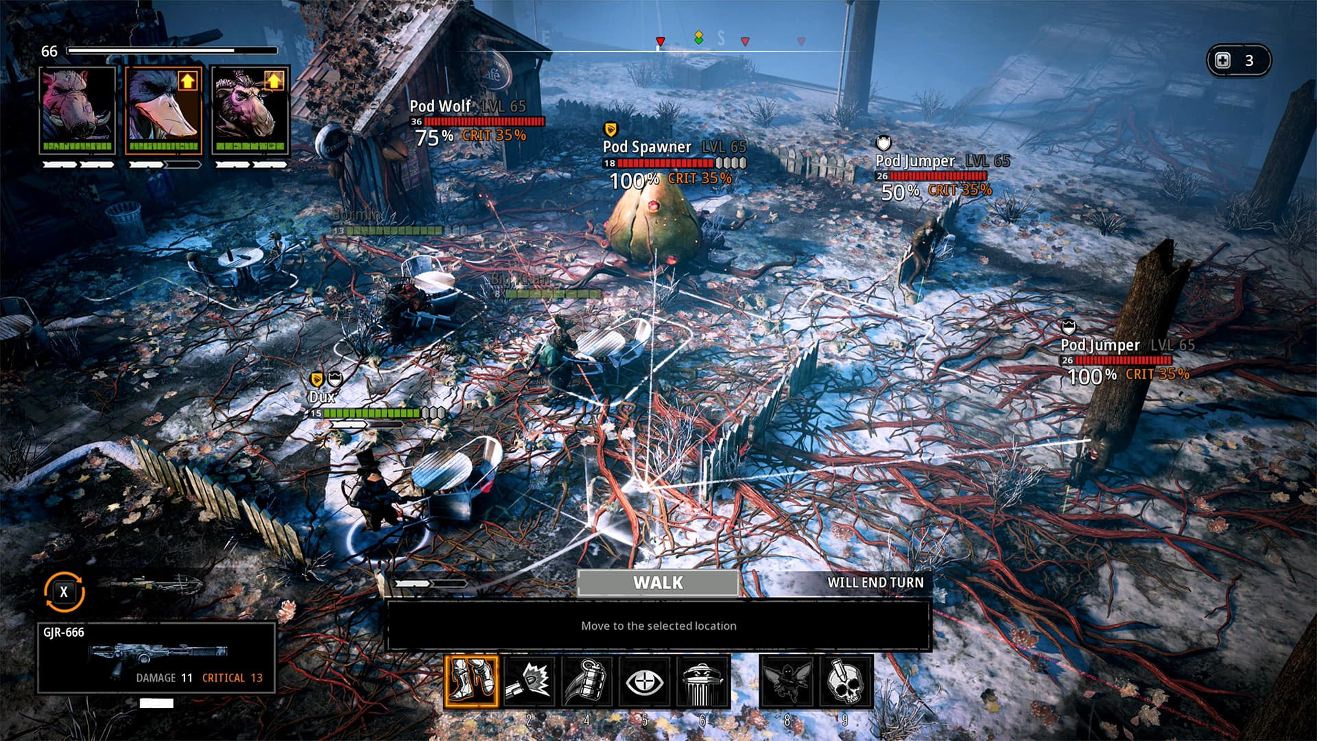 Xbox One Mutant Year Zero: Seed of Evil