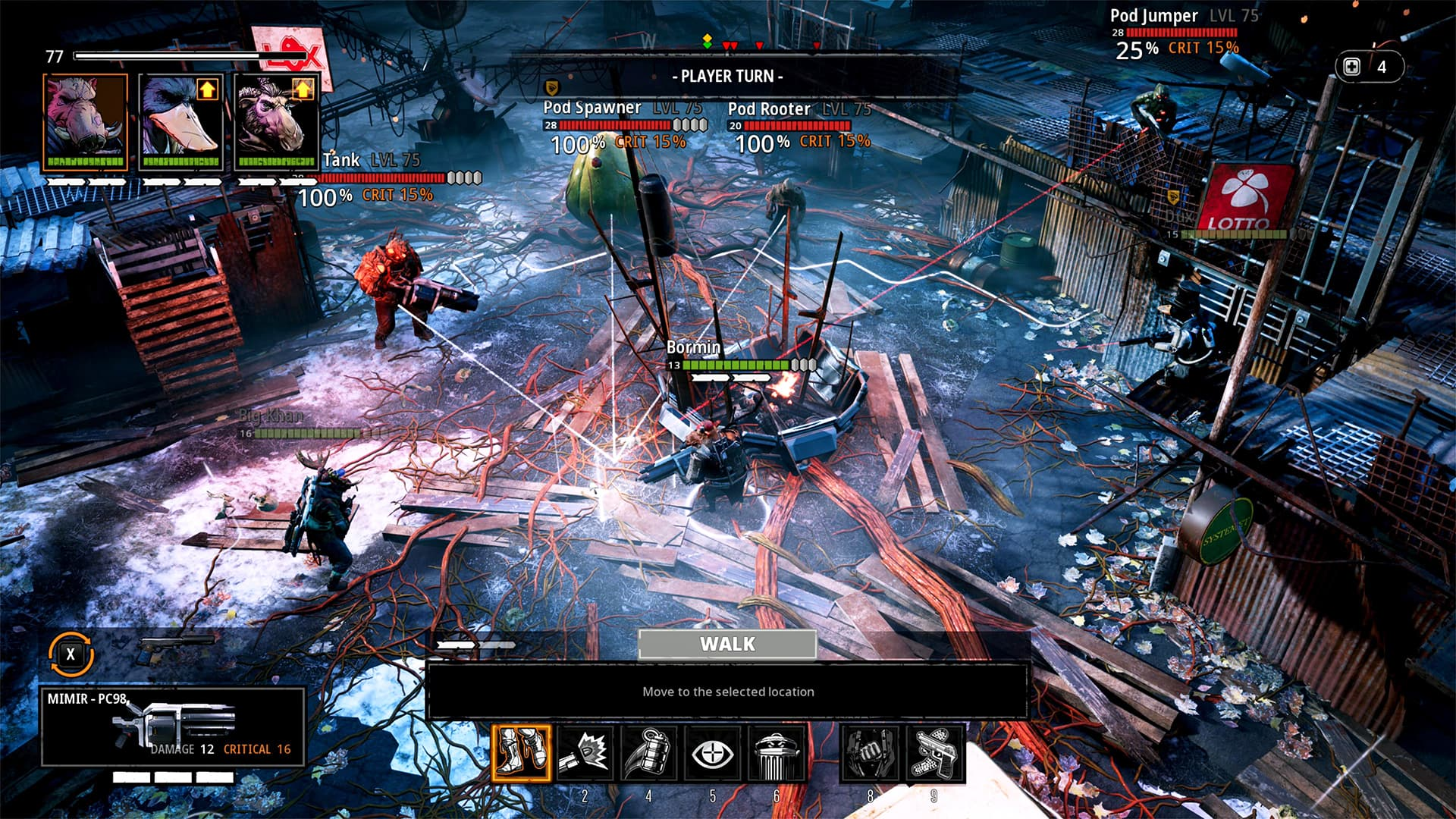 Mutant Year Zero: Seed of Evil Xbox One