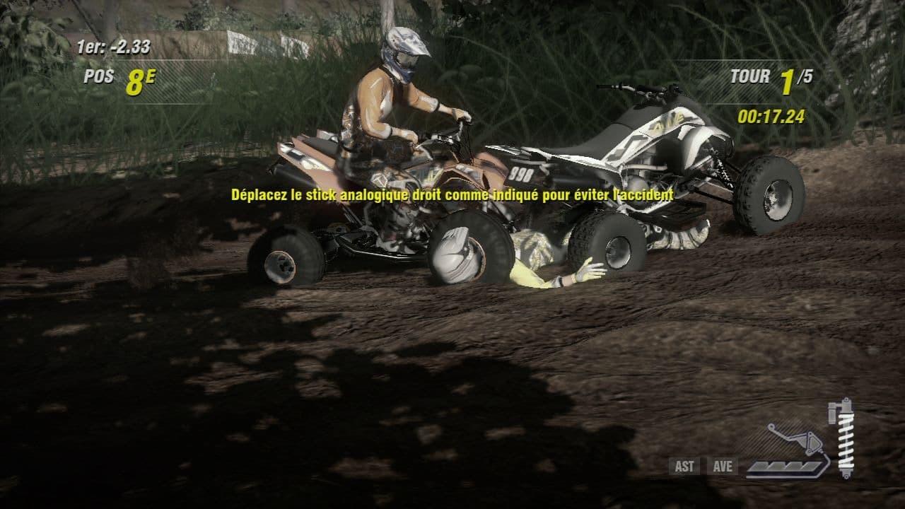 MX vs ATV Alive - Image n°8