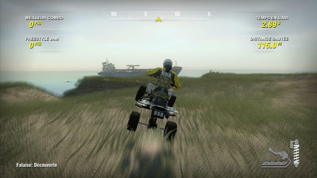 MX vs ATV Alive - Image n°6